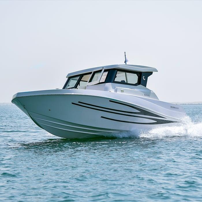 Luxury Fishing Yachts